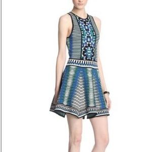 Torn by Robby Kobo Mosaic Dress